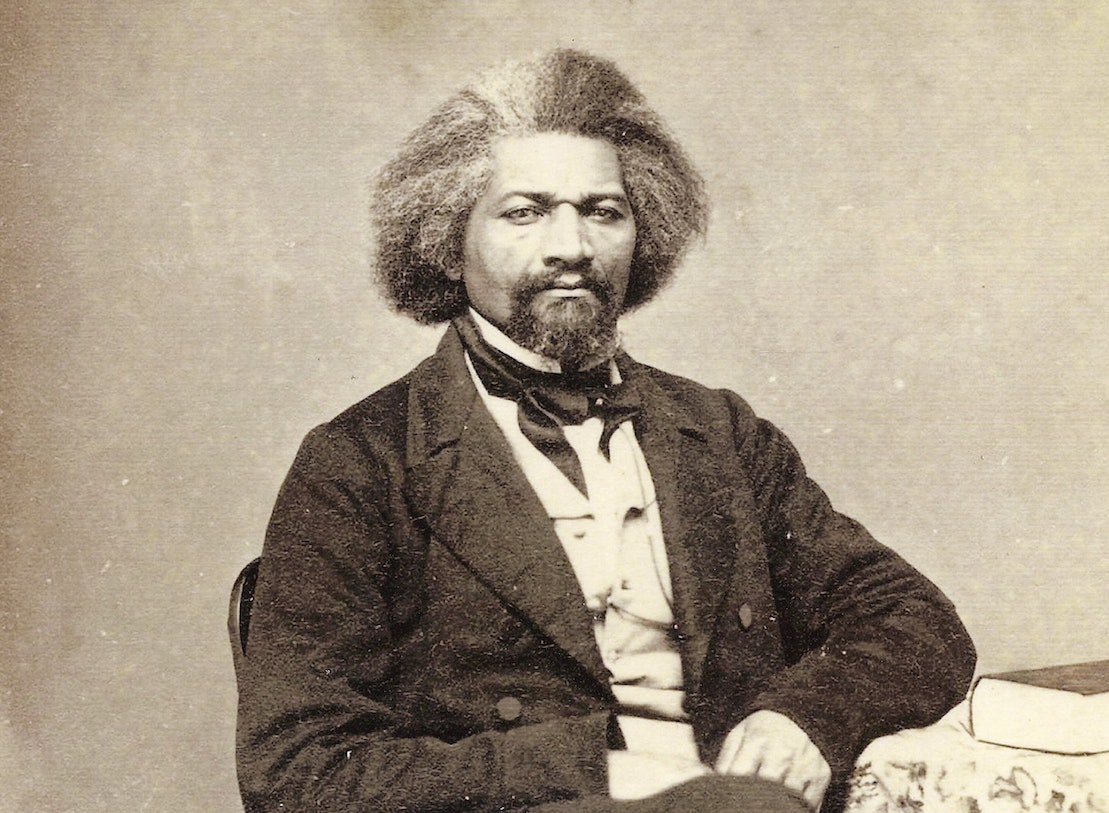 self reliance and fredrick douglass In narrative of the life of frederick douglass, douglass recounts his experiences as a slave he details the horrors of growing up on a plantation, being subjected to extreme racism, and running.