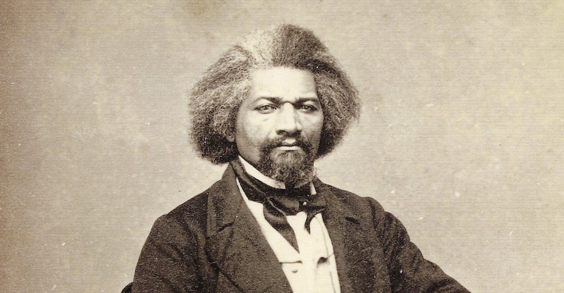 Why Frederick Douglass Was the Most Photographed 19th-Century American