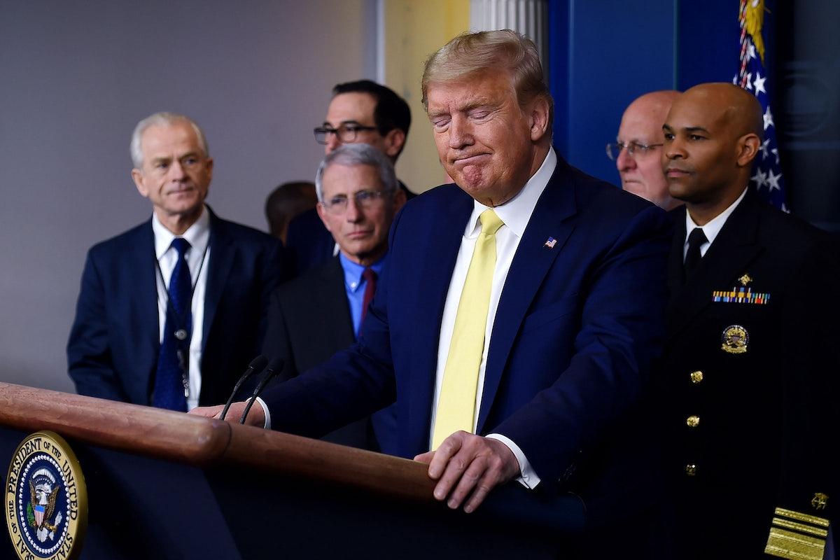 The Coronavirus Commission in Trump's Future | The New Republic