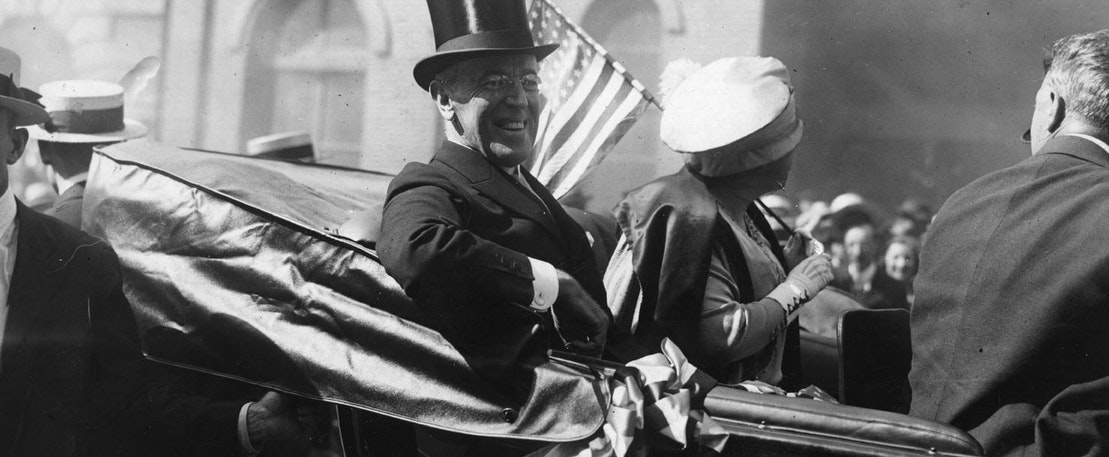 woodrow wilson and his ability to be an effective president President woodrow wilson was debilitated by a stroke toward the  they wouldn' t remove him from power without a really, really good reason.