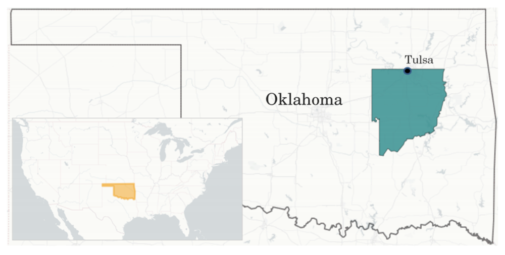 The Grisly Murder Case That Could Turn Half of Oklahoma Back ... on missouri river map usa, sunshine map usa, native american map usa, west virginia map usa, rhode island map usa, college campus map usa, gold map usa, national park map usa, eastern seaboard map usa, national forest map usa, state map usa, town map usa, north dakota map usa, city map usa, north carolina map usa, map of indians in usa, washington map usa, fishing map usa, maine map usa, arizona map usa,