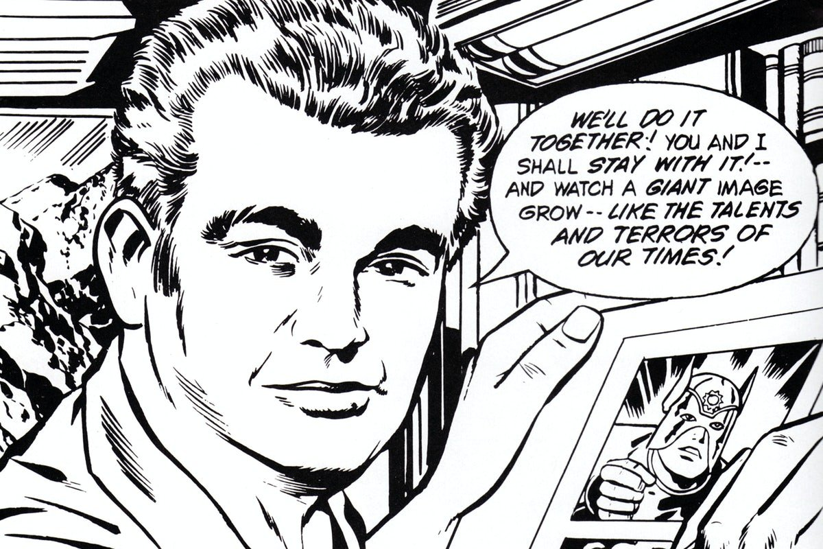 Jack Kirby, the Unknown King | The New Republic