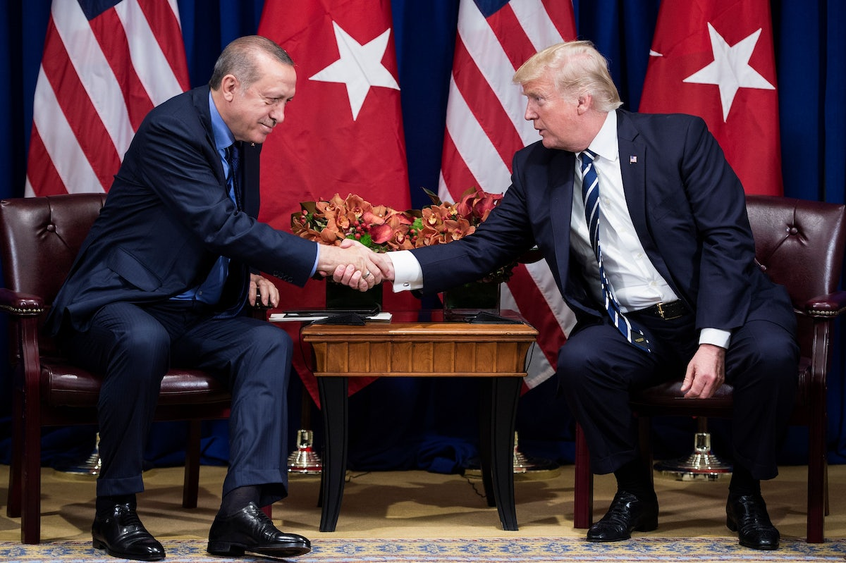 d70dd1653ee7 Turkish president was shocked that Trump went along with demand for Syrian  withdrawal.