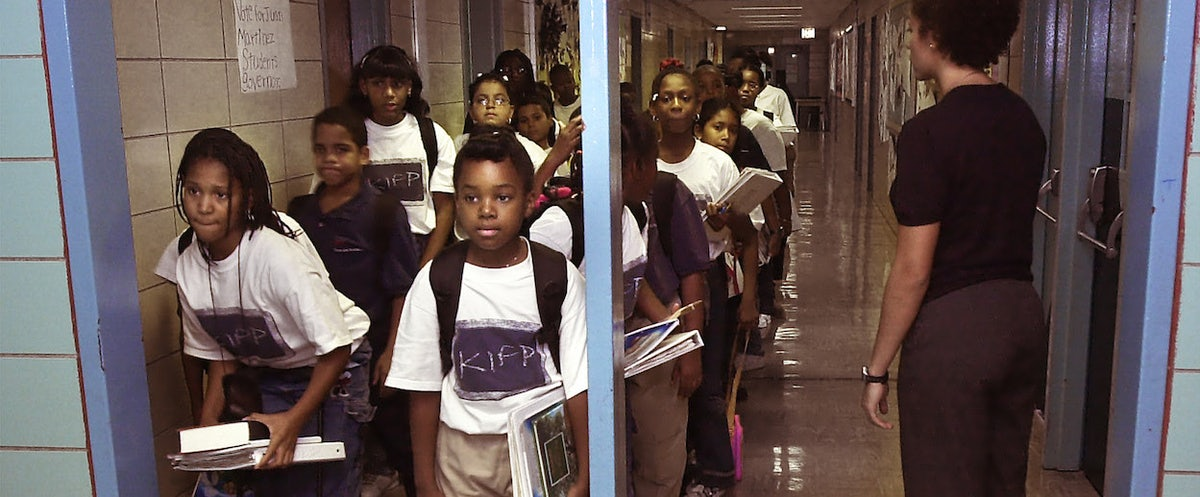 Progressive Education Has Race Problem >> Problem With Grit Kipp And Character Based Education