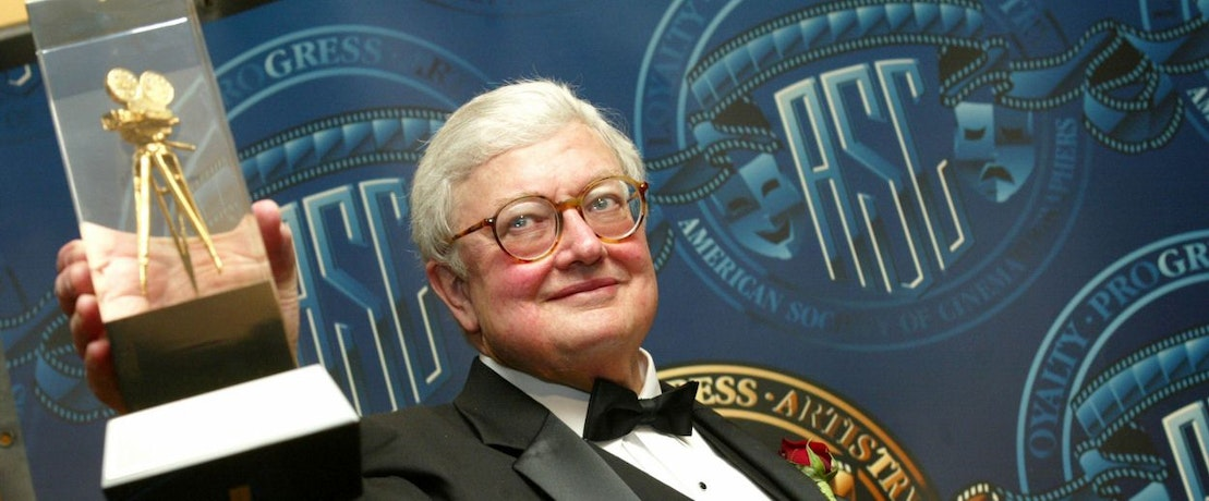 roger ebert essay on dying See more of roger ebert on facebook mike flanagan's new netflix horror offering, the haunting of hill house, is hailed as essential viewing by brian tallerico rogerebertcom.