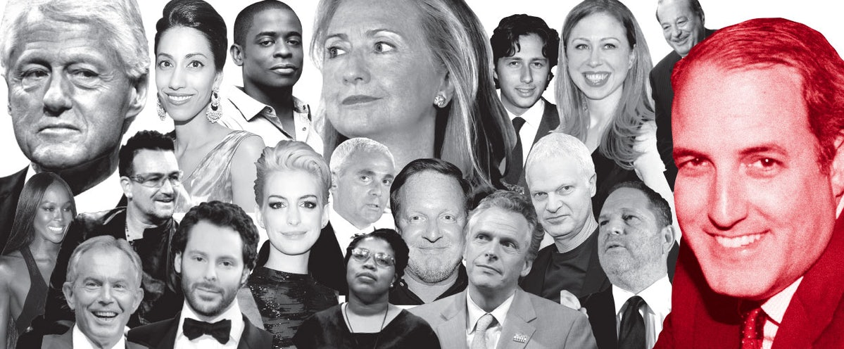 How Doug Band drove a wedge through the Clinton dynasty | The New