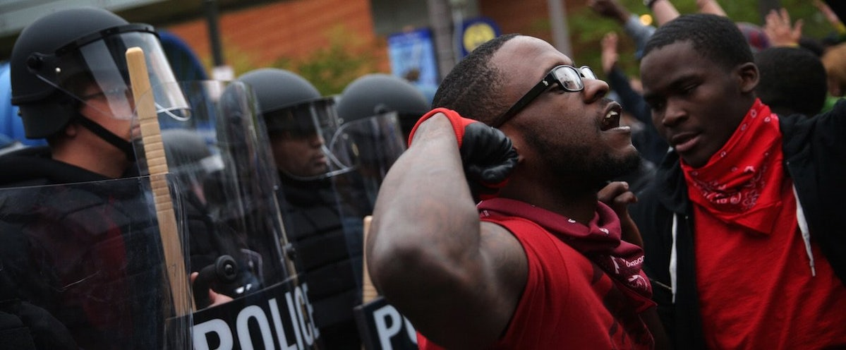 Baltimore Gang Truce Over Freddie Gray Can It Last The New Republic