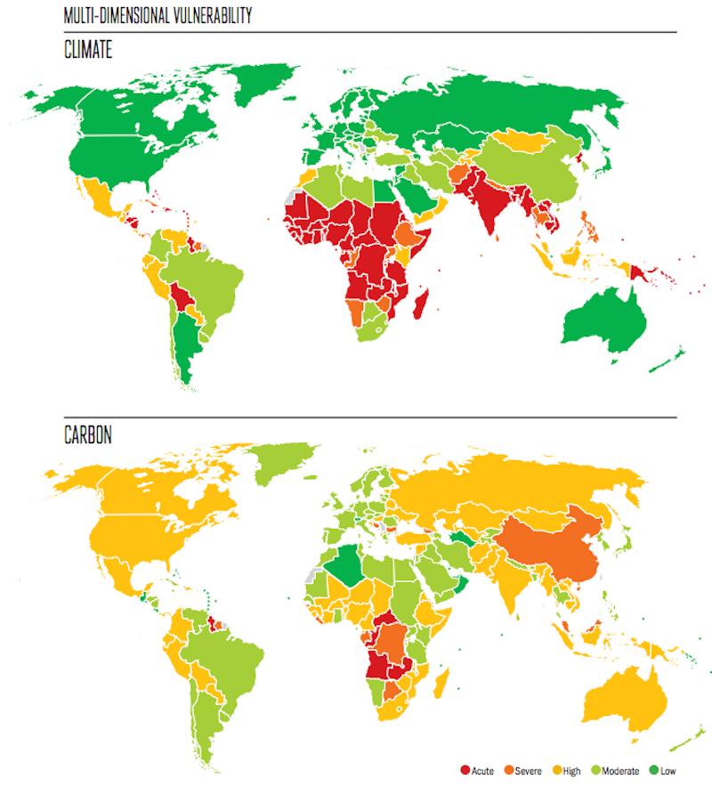 Map: Climate Change Kills More People Worldwide Than ...