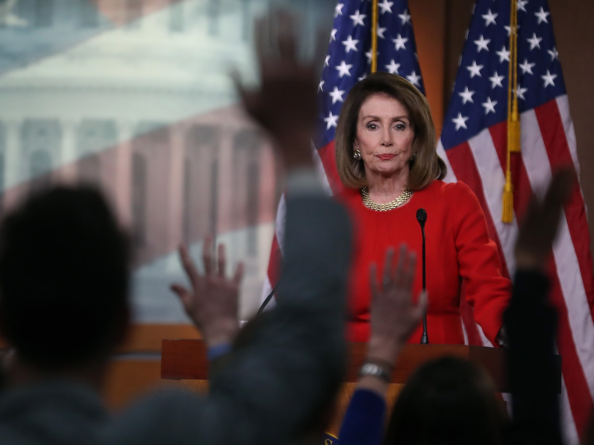 Why Nancy Pelosi Won't Impeach | The New Republic