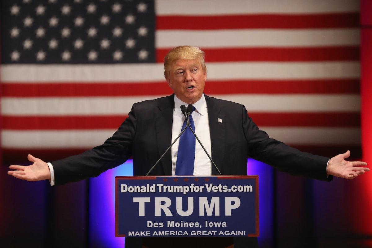 Donald Trump Is No Friend to Veterans | The New Republic