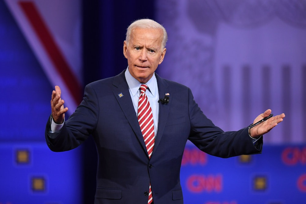 Joe Biden Is Right About The New York Times