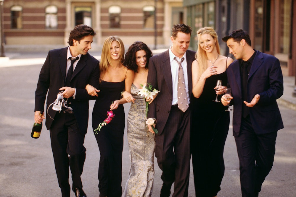 The Mysteriously Enduring Appeal of Friends