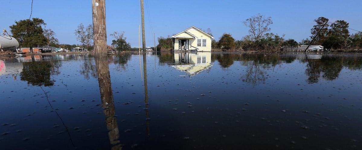 Plaquemines Louisiana Environmental Disaster The Land Is Vanishing
