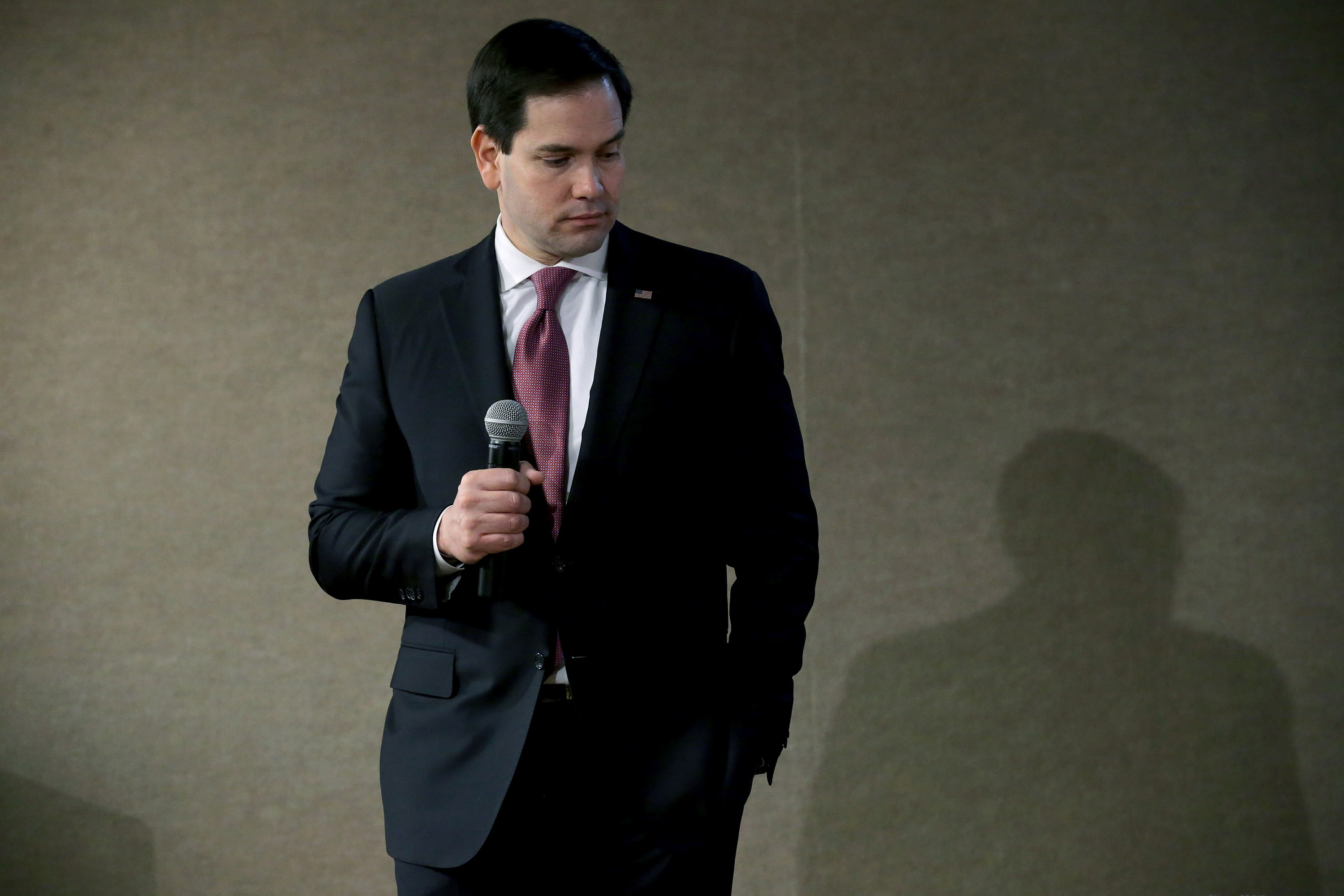 Will Marco Rubio's Fragile Appeal Be Shattered in New Hampshire?