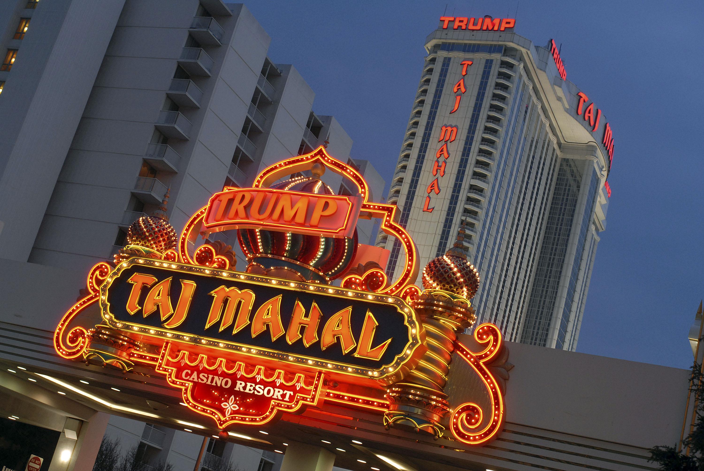taj mahal casino jobs