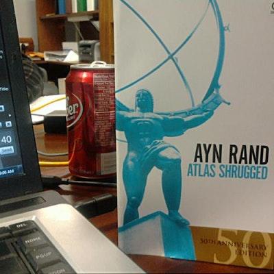 atlas shrugged essay