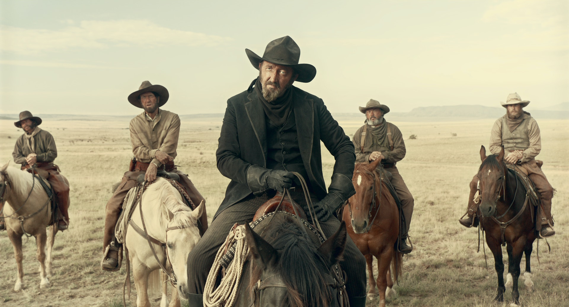 the ballad of buster scruggs is the coen brothers\u0027 odd paean West Texas