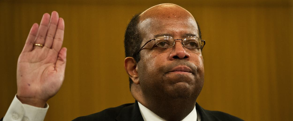 irs inspector general j russell george explains limits of his job
