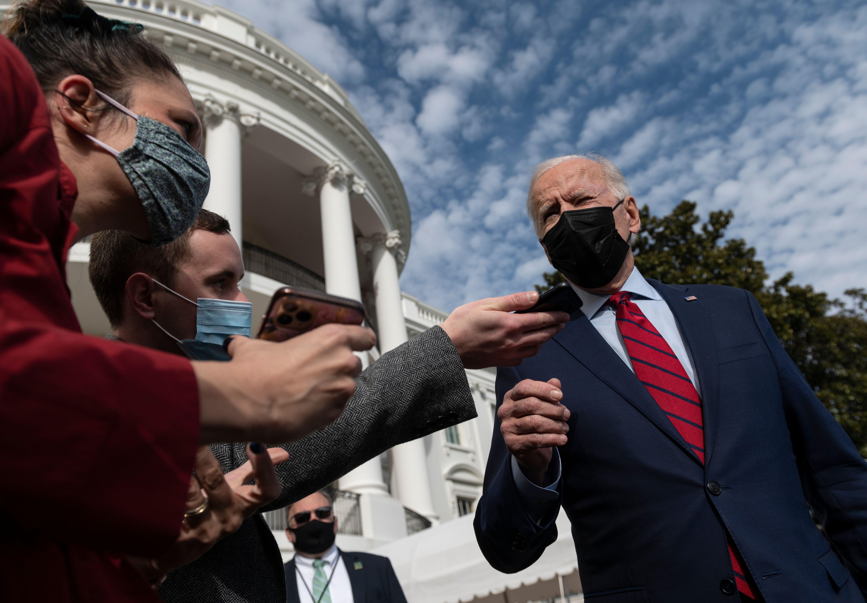 Trump's War on the Press Isn't Over Until Biden Ends It