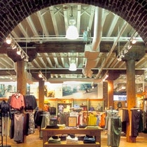 Patagonia's largest retail store is in Portland, Ore. in a LEED certified building