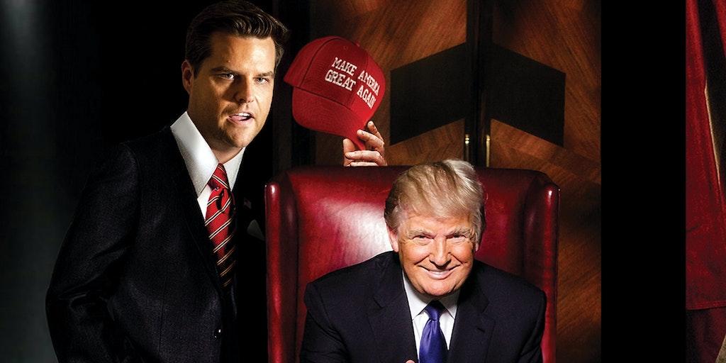 Trump S Loyal Apprentice In Congress The New Republic