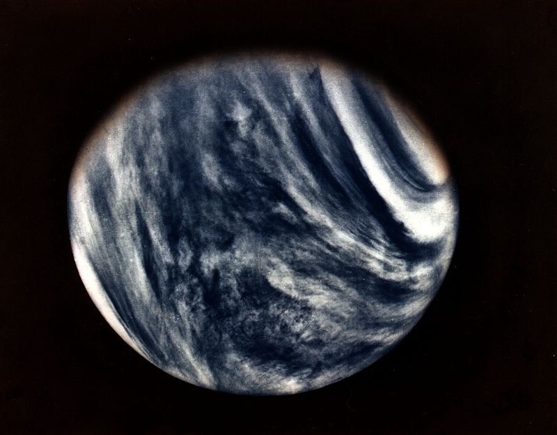 The First Photos Taken of Every Planet in Our Solar System