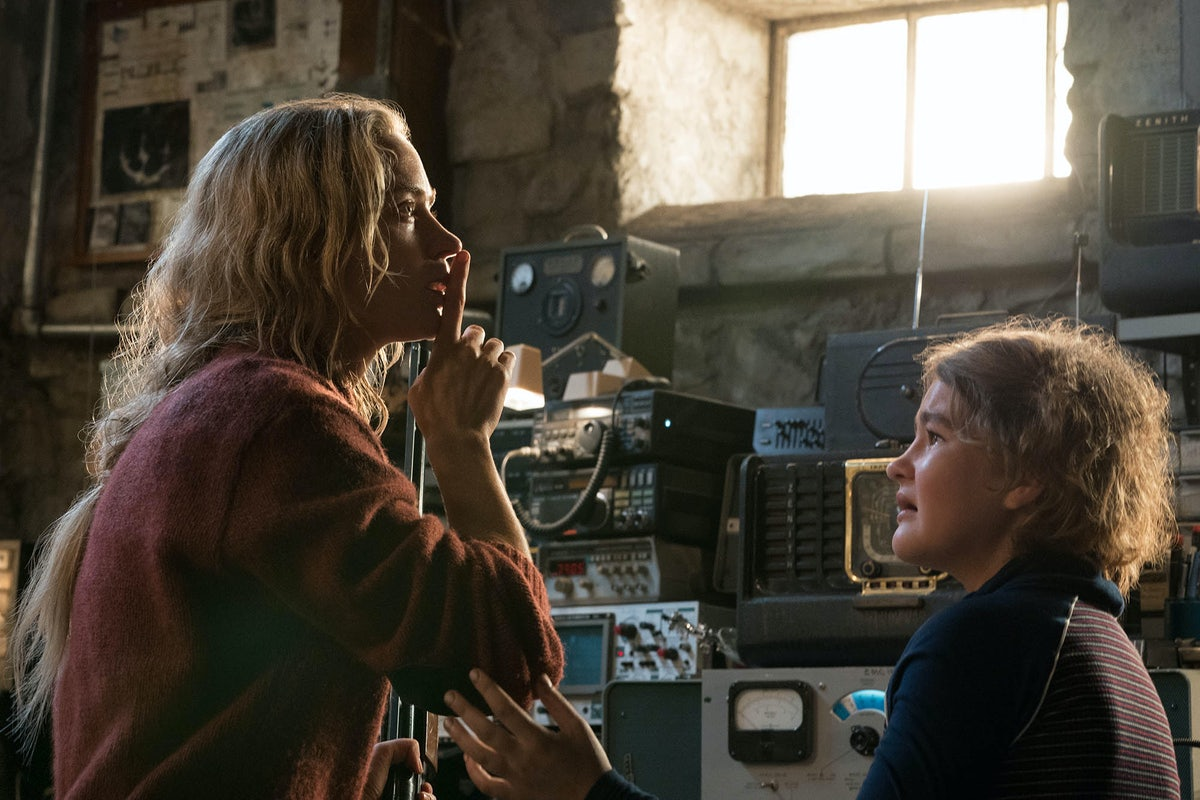 The Quiet Brilliance Of A Quiet Place The New Republic