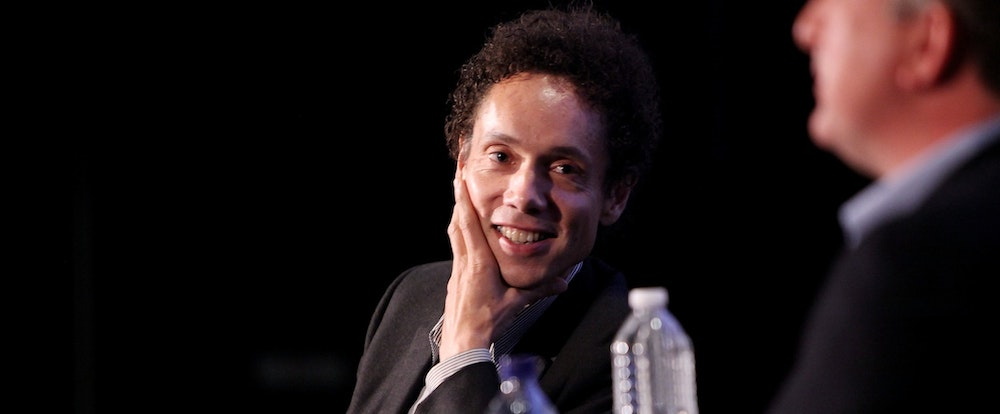 a critique of malcolm gladwells book david and goliath In david and goliath, his fifth book in what has become a star-making career, new yorker magazine writer malcolm gladwell (the tipping point, blink.
