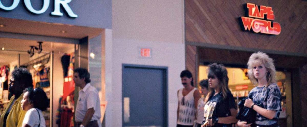 Michael Galinskys Retro Photos Of 1980s Shopping Malls Are Like Totally Rad