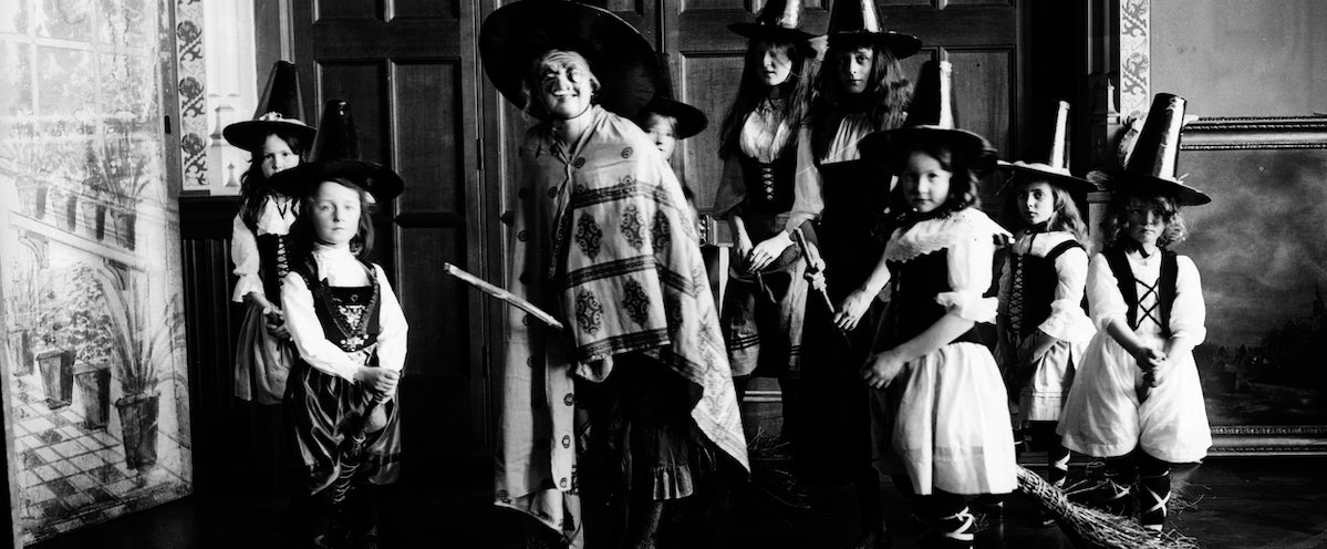Witches, Warlocks and Wizards: History of Magic | The New