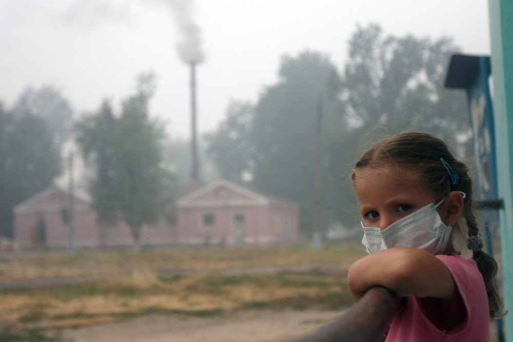 Climate Change Is Already Hurting Kids' Health