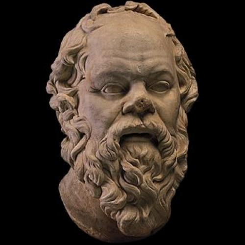 the authenticity of socrates through his moral wisdom Socrates cannot compromise on his own moral conscience for whom the designation of wisdom was through careful investigation his.