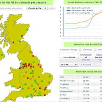 Centre for Cities' City Tracker measures the recession in the U.K.