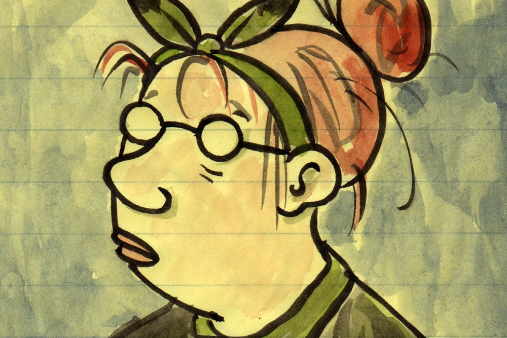 In Making Comics, Lynda Barry Shares the Secrets of Her Success
