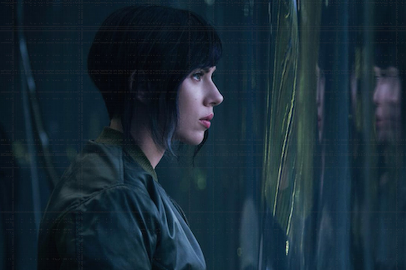 Is Scarlett Johansson Too White For Anime Not Necessarily The New Republic