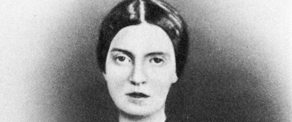 emily elizabeth dickinson criticism critical essay Name professor course date research paper historical and biographical literary criticism emily dickinson emily elizabeth dickinson is remembered as.