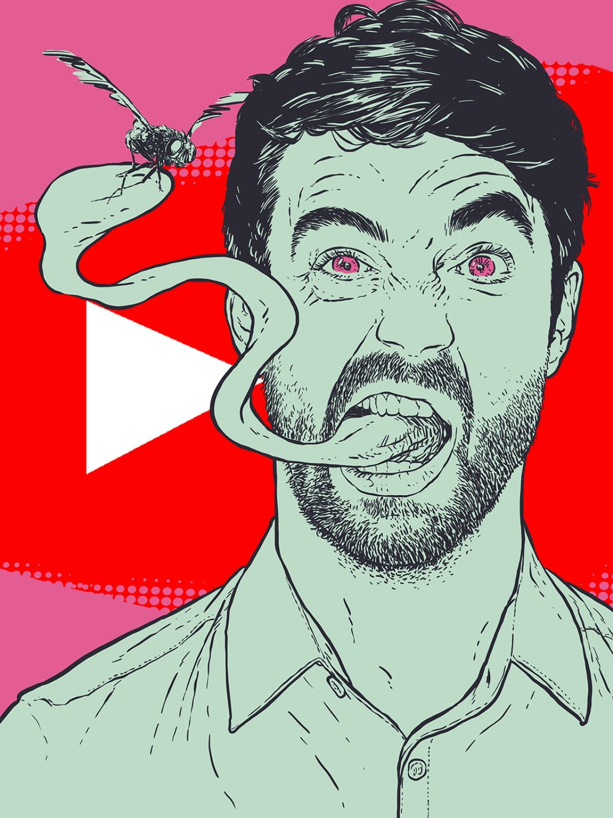 How YouTube Became a Breeding Ground for a Diabolical Lizard Cult