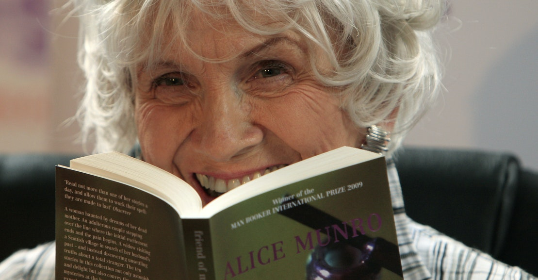 Alice Munro Nobel Prize: A Modern Master | The New Republic