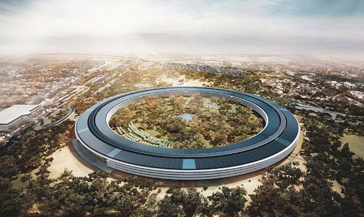 Apple Campus 2, Apple