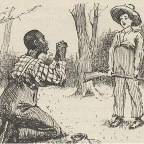 is huckleberry finn a racist novel