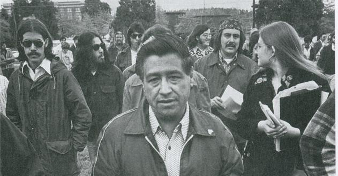 a biography of cesar estrada chavez an american civil rights activist Leader and civil rights activist he was a farm  estrada chavez was born into a latin-american  cesar chavez - activist - biography - famous.