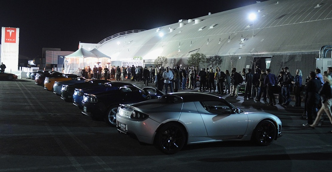 New Jersey: Electric Carmaker Tesla Must Sell Through Dealers   The New Republic