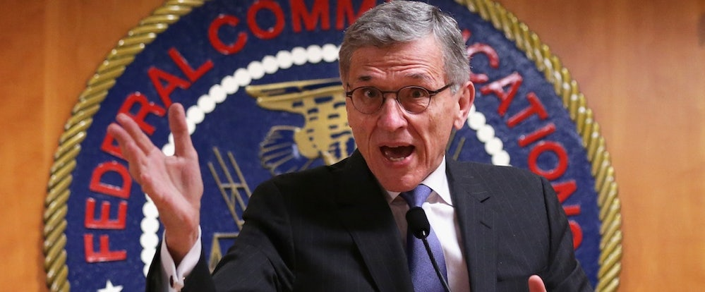 Wheeler And Fcc Pull A Fast One On Net Neutrality The New Republic
