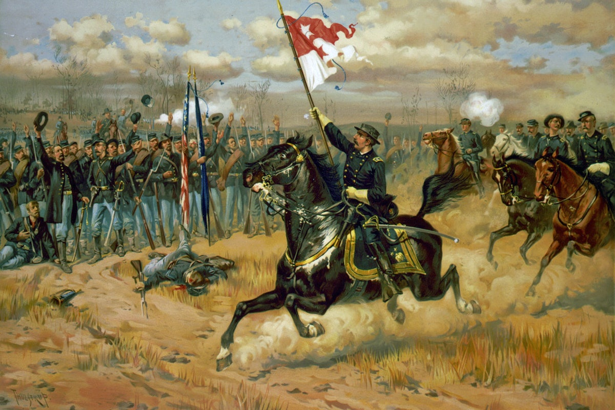 War Civil War Or Revolution The New Republic