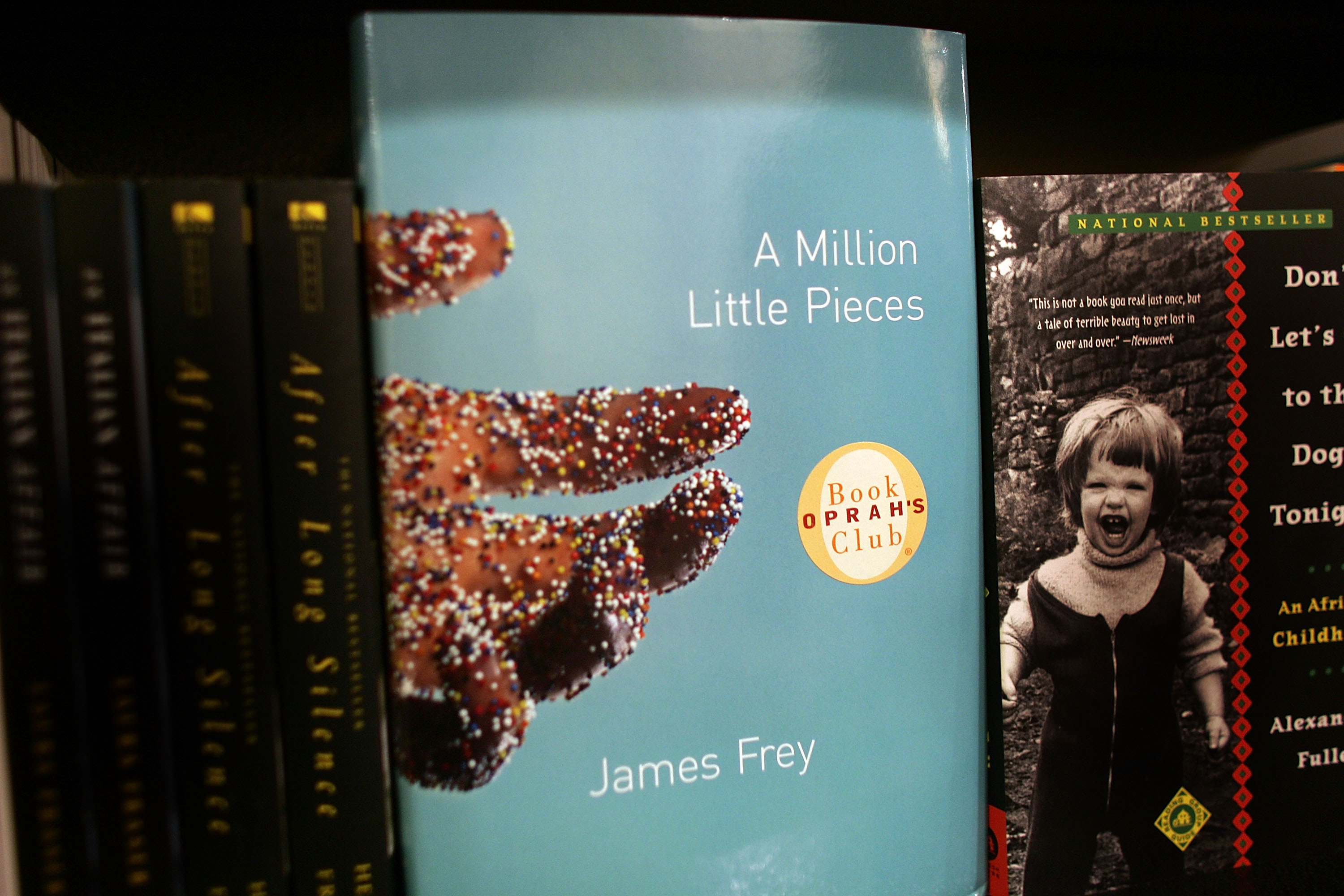 James frey a million little pieces essay   Coursework Help The Bad Seed  Battle for the Heavens available now on Amazon  Barnes and  Noble