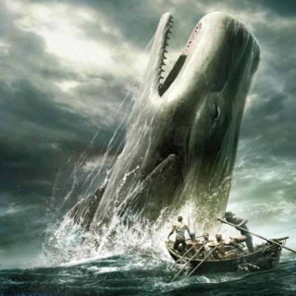 hoe groot is Moby Dick