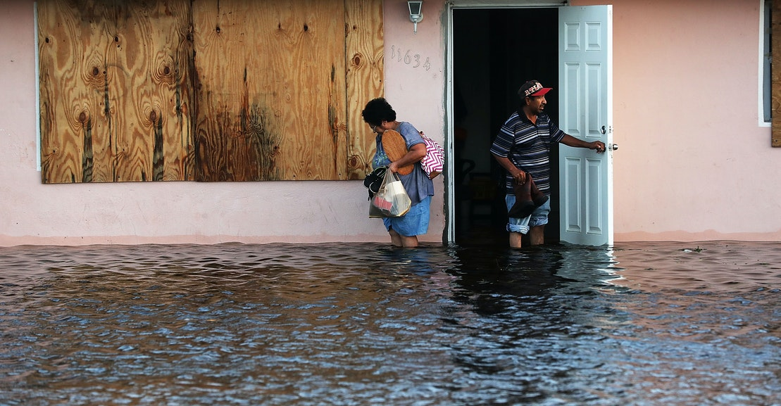 Hurricane Season Traps People on the Wrong Side of the Income Gap