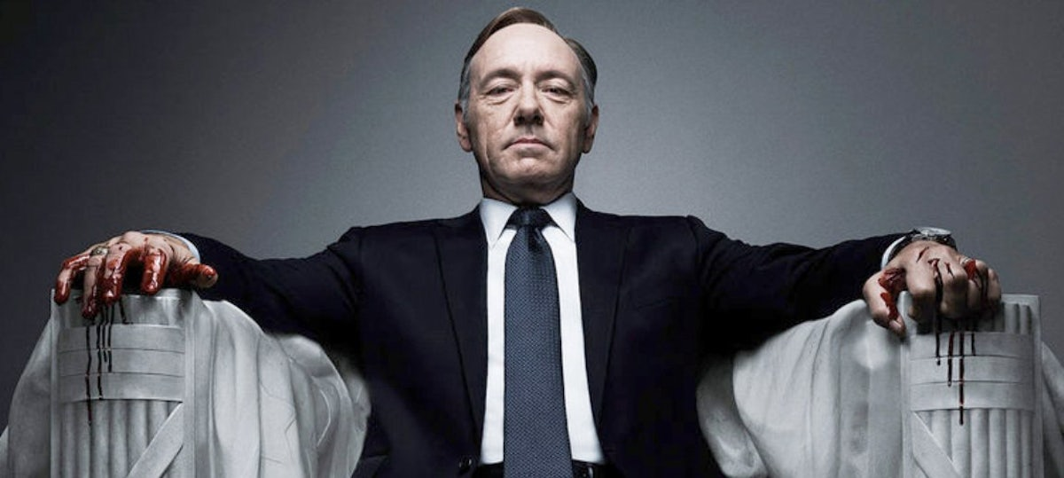 House of Cards' with Kevin Spacey, Reviewed by Laura Bennett
