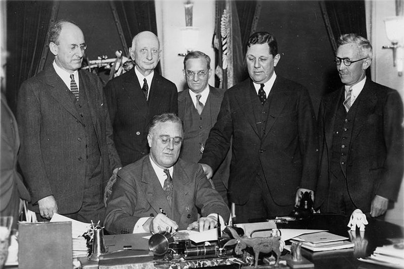 À espera de um novo New Deal | Lew Rockwell