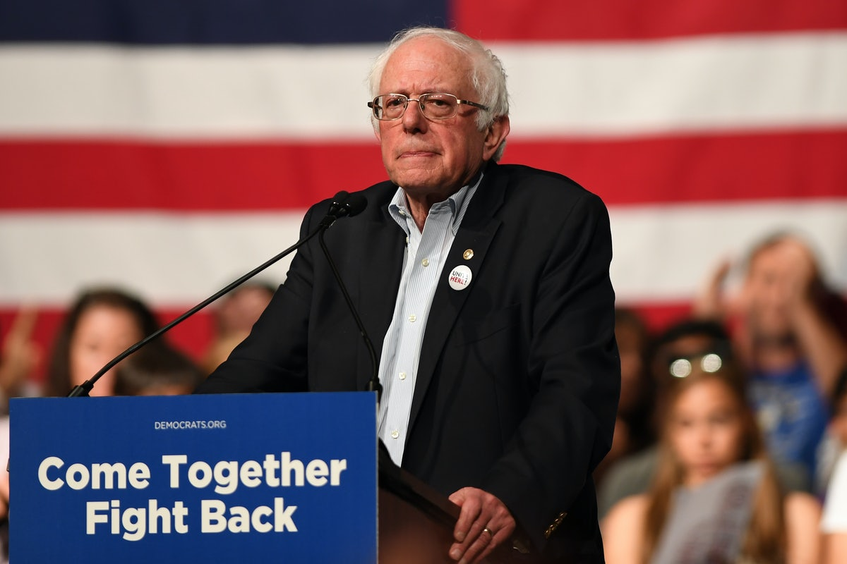 I Hope Democrats Get It Together Before >> Why Bernie Sanders S Unity Tour Failed The New Republic